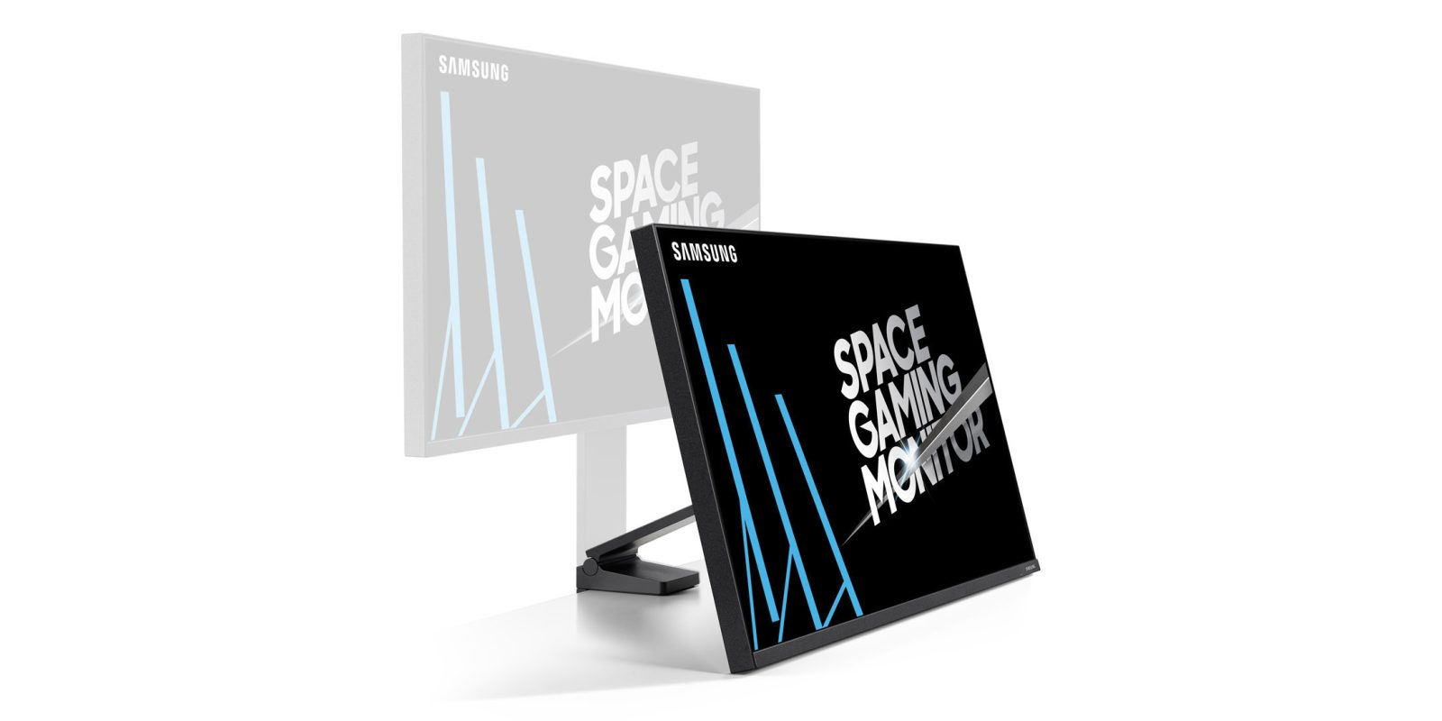 Samsung unveils Space Gaming Monitor with a minimalist design, more