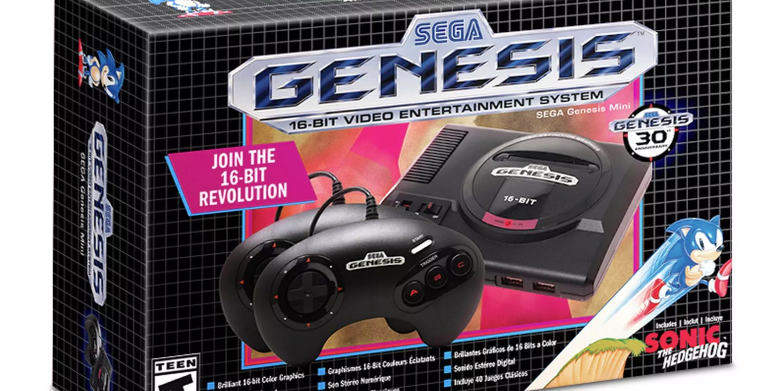 Sega Genesis Mini hands-on reveals a retro console worth your attention