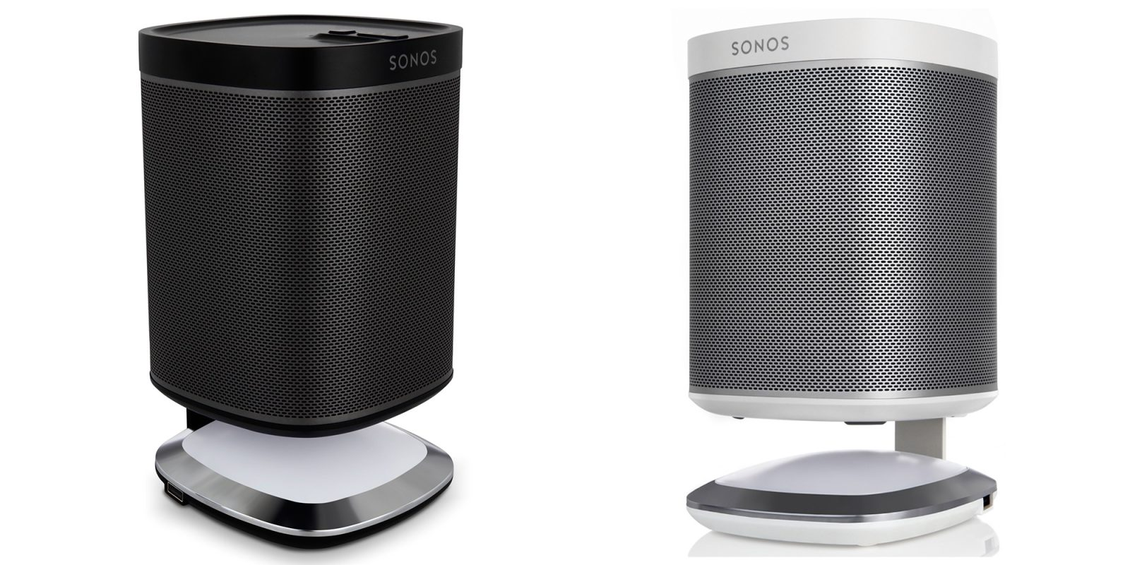 Score two Sonos Play:1 Speakers in this $300 bundle ($358 value)