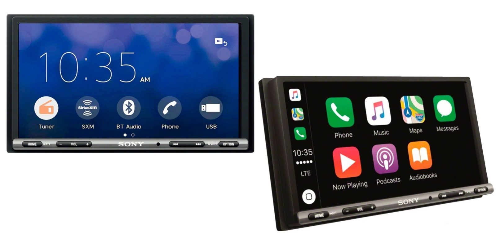 Bring CarPlay and Android Auto to your ride: Sony's $300