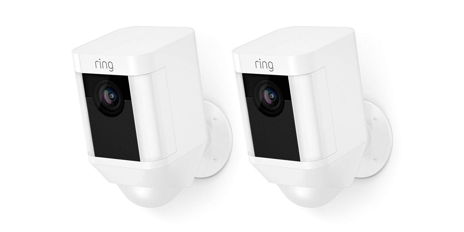 Boost home security with two Ring Spotlight Battery Cams for $246 (Save $100+)