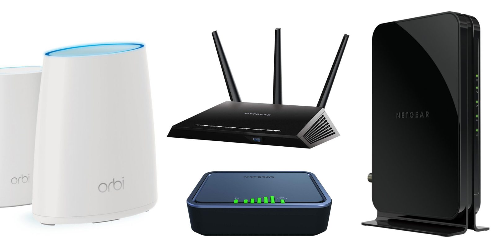 Amazon 1-day NETGEAR networking sale from $50: routers, mesh