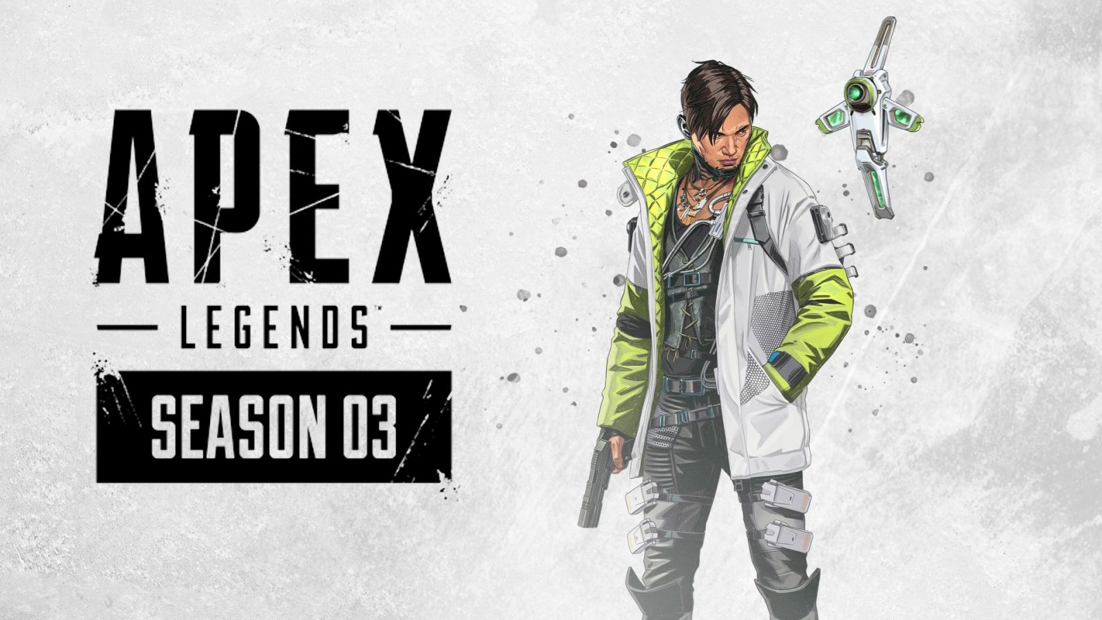 Apex Legends Season 3 brings a new weapon, Legend, + Ranked update