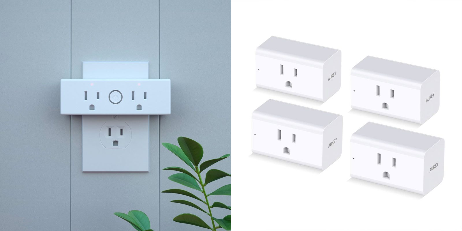 Aukey's Labor Day Smart Plug sale starts at $12 50 - 9to5Toys