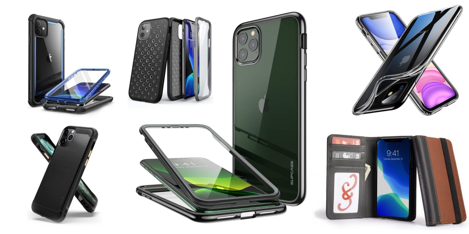 Best iPhone 11/Pro/Max case deals available right now, starting from $3