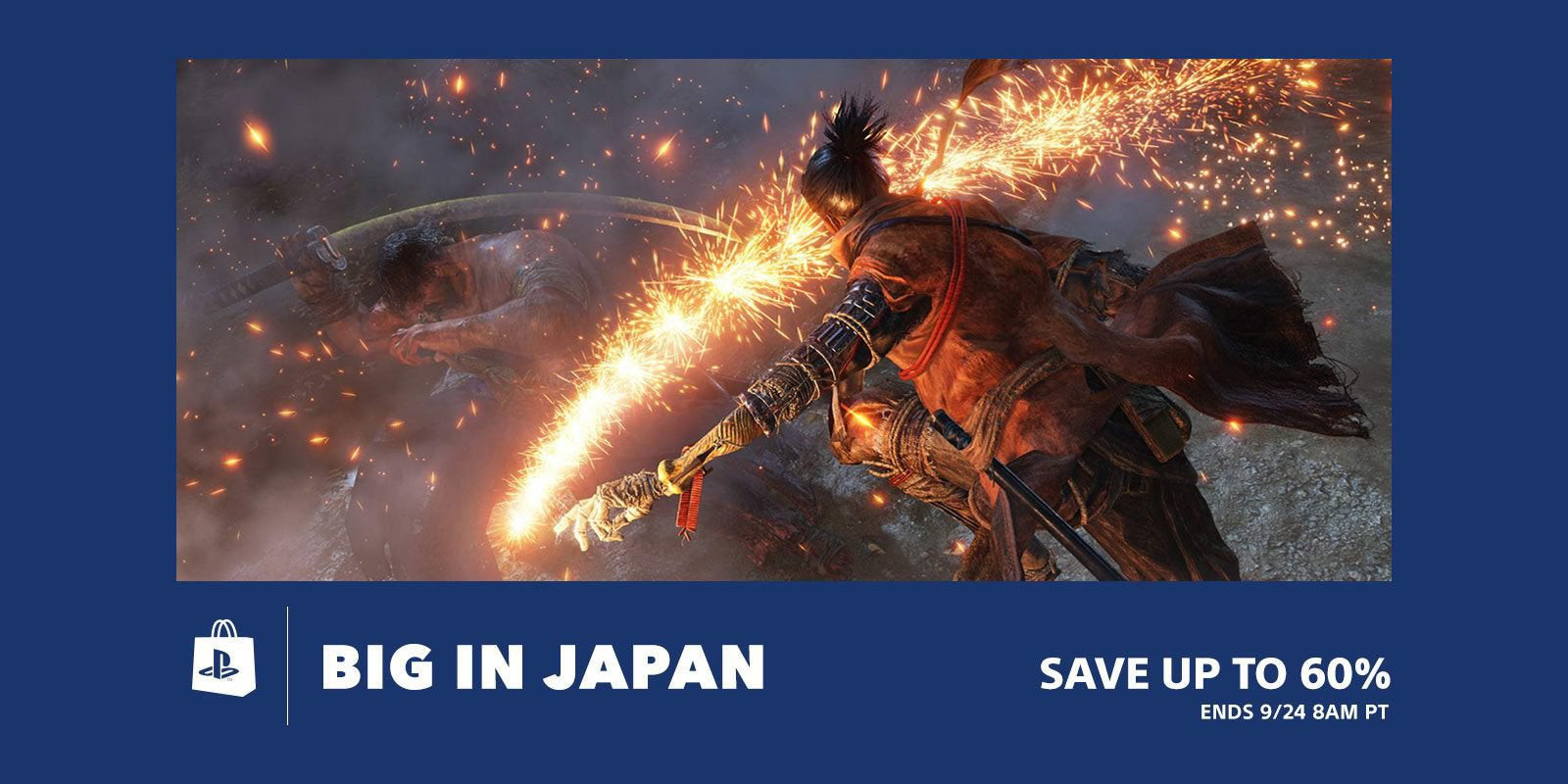 Big in Japan Fall PlayStation Sale now live with hundreds of deals