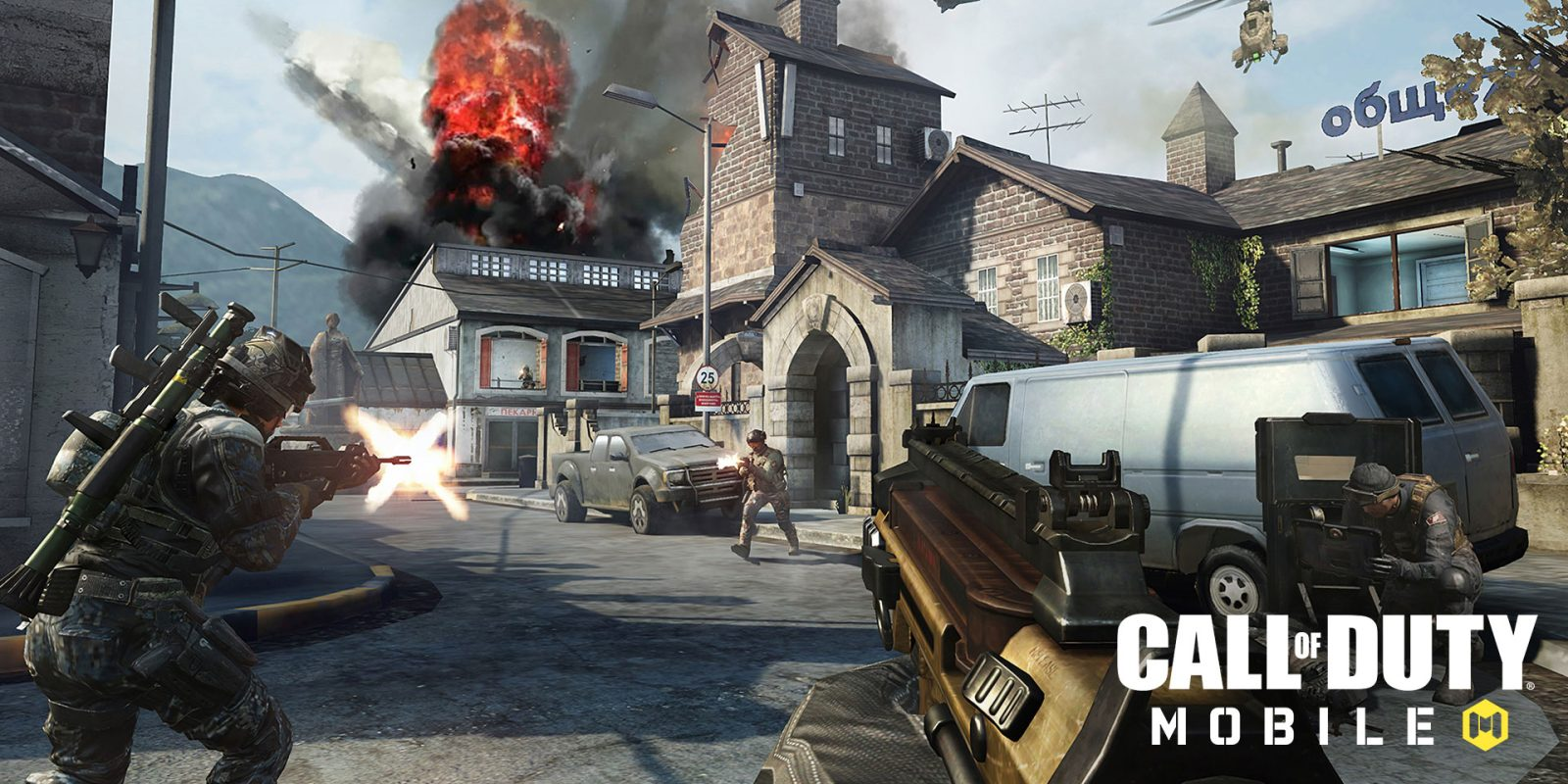 Call of Duty Mobile to release next month with 100-player Battle Royale, more