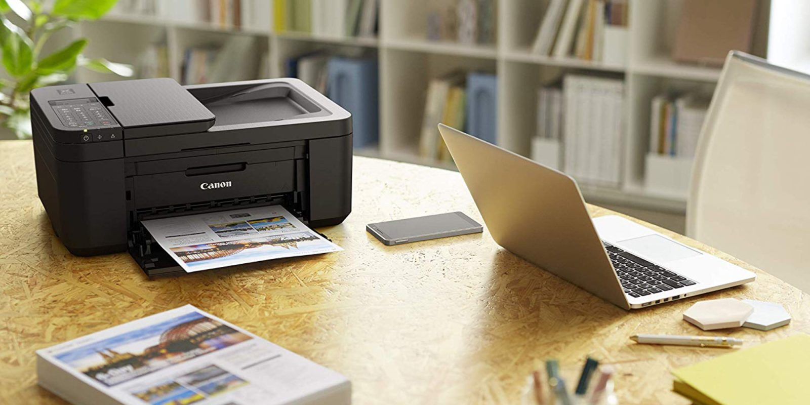 AirPrint photos with Canon's IFTTT-enabled PIXMA AiO for an
