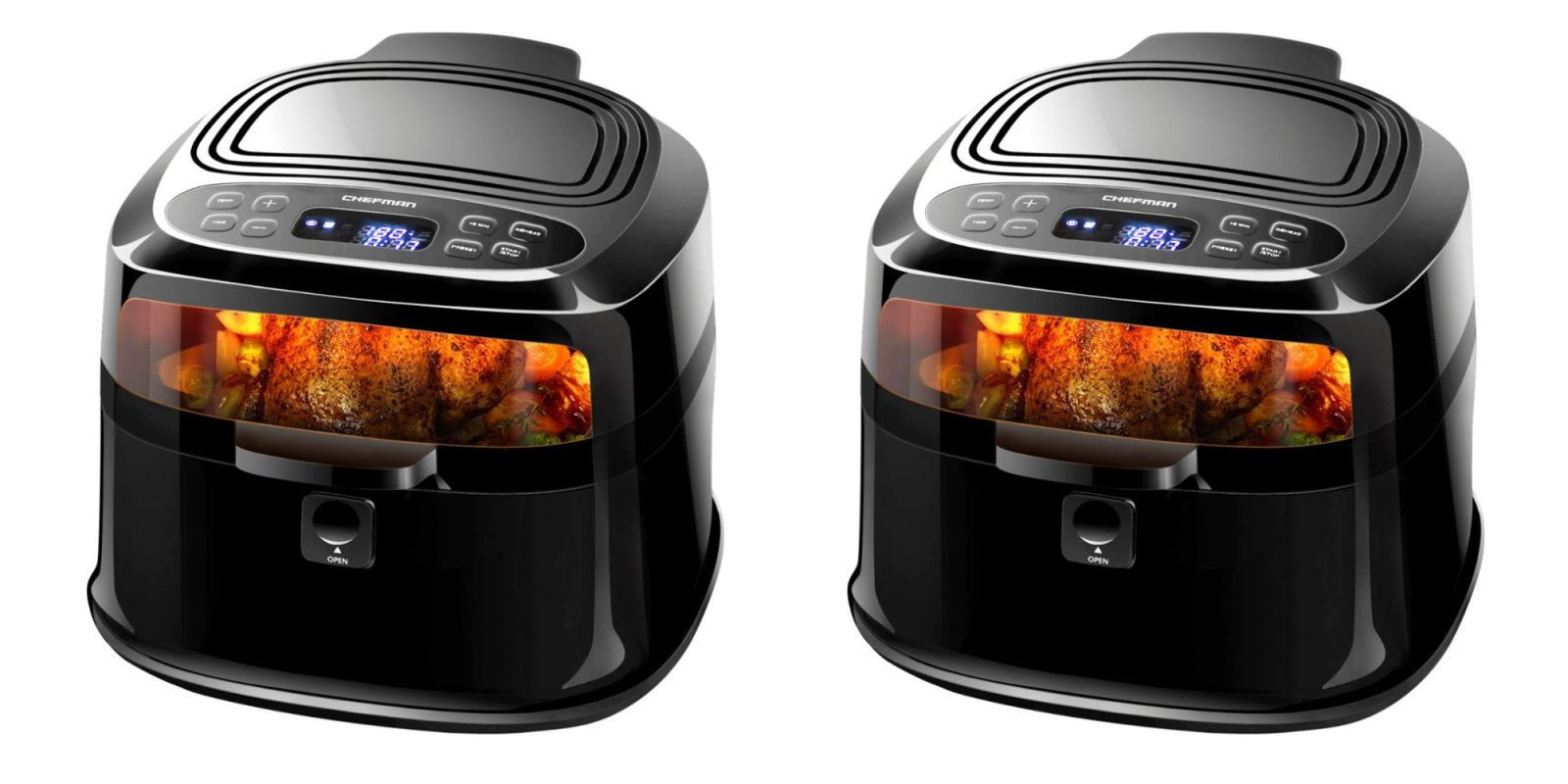 Chefman's big boy Rotisserie Air Fryer now at $70 shipped (Reg. up to $150)