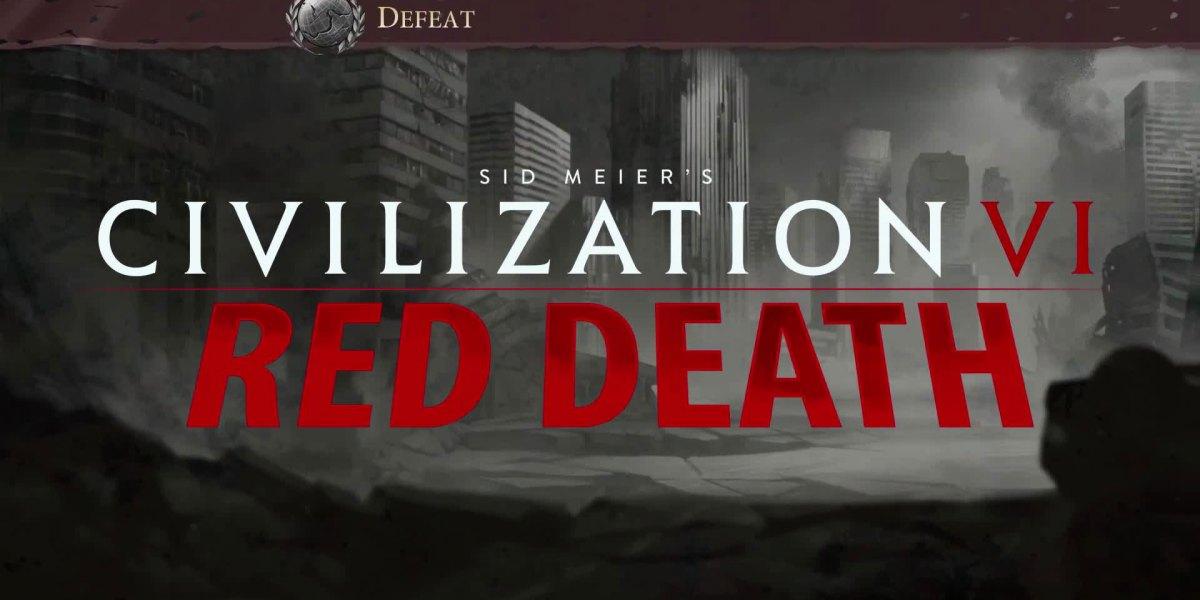 Civilization VI Red Death