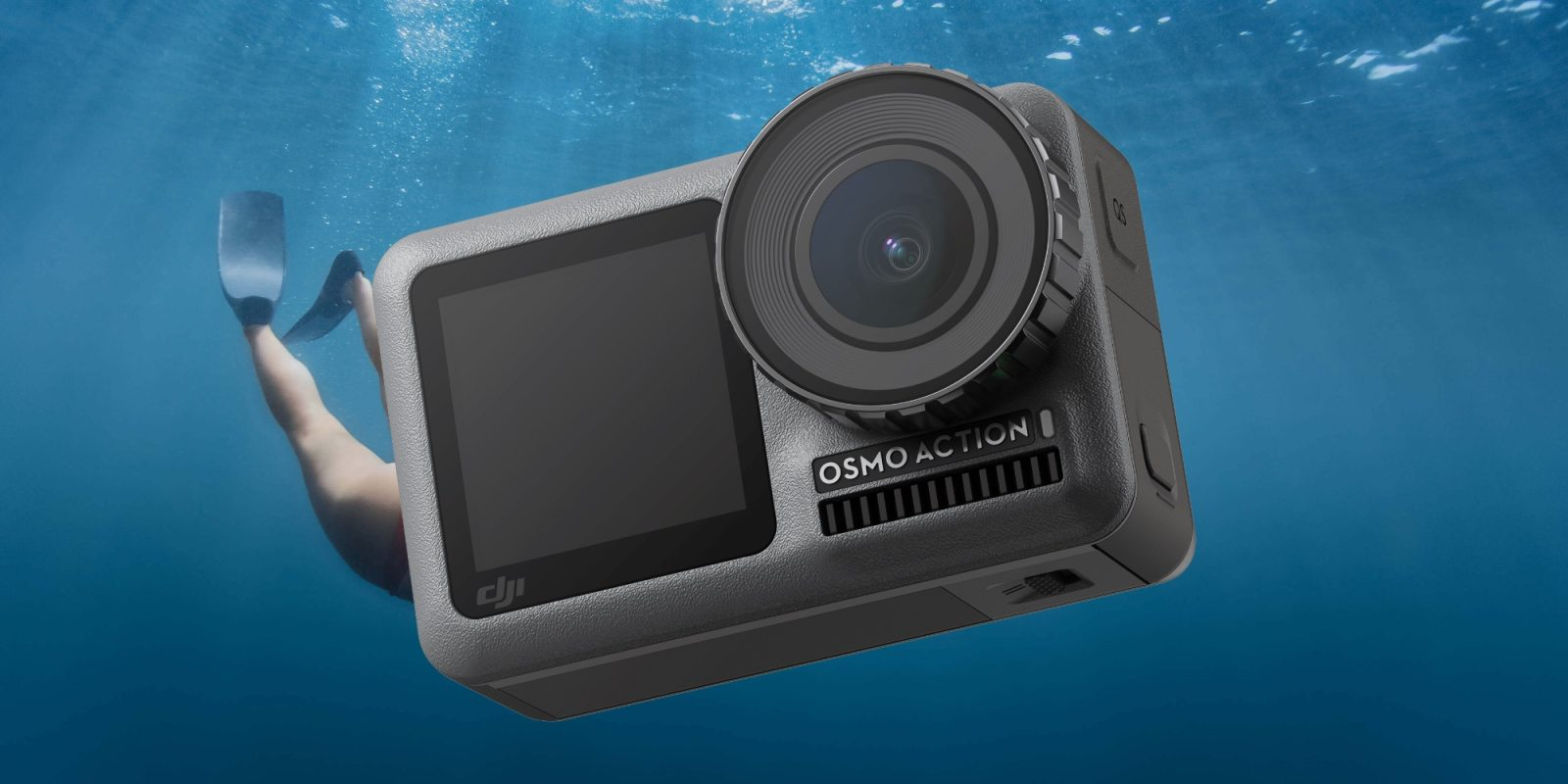 DJI's 4K60 Osmo Action Camera hits new low of $246.50 (Reg. $319)
