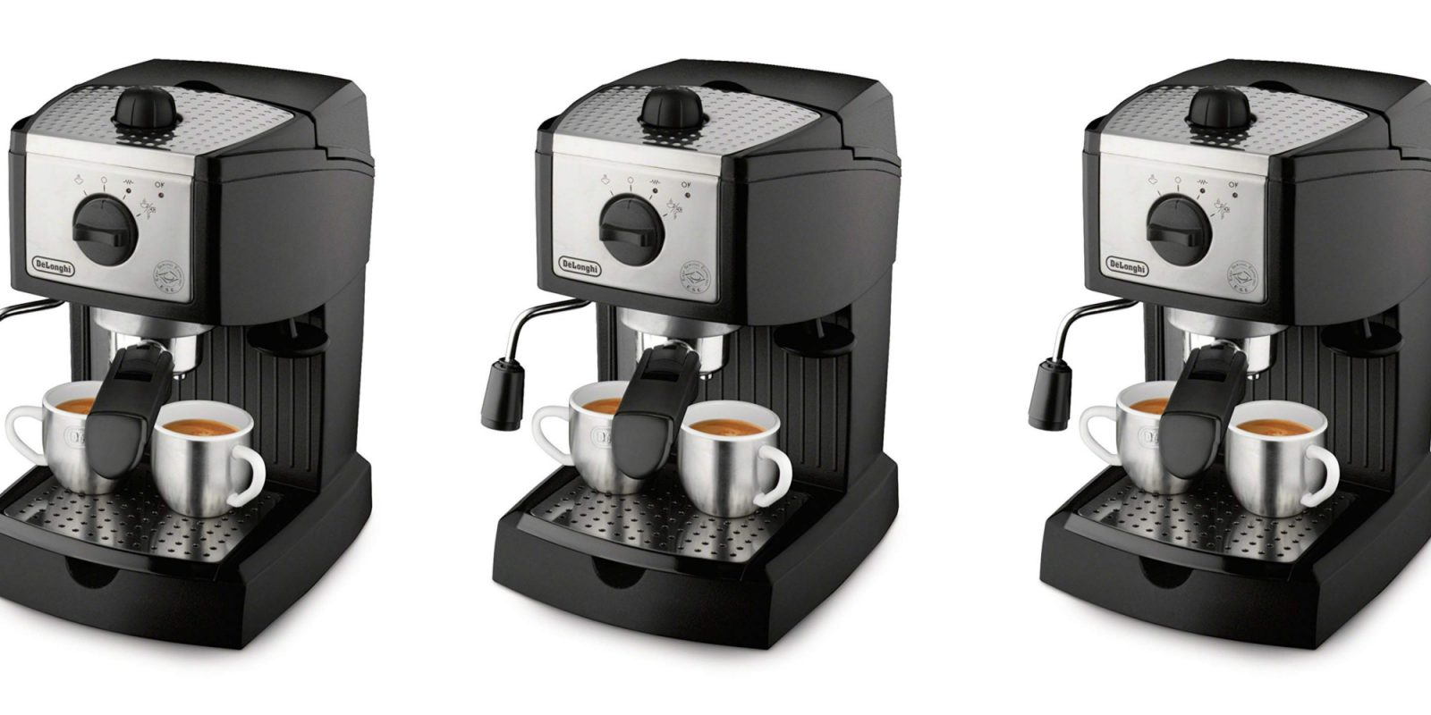 De'Longhi's Espresso Machine with built-in frother now $60 shipped (Reg. $100)