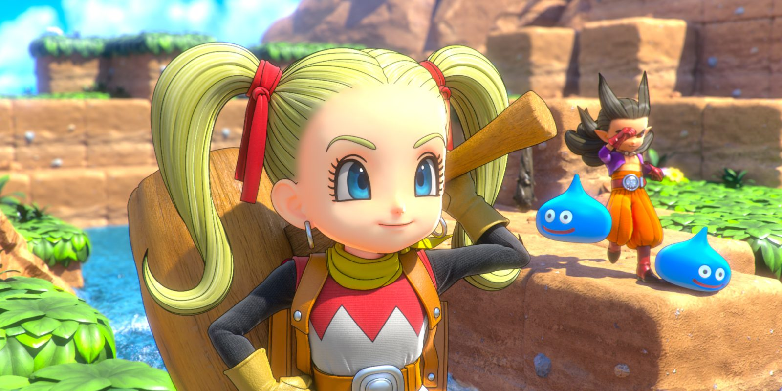 Today's Best Game Deals: Dragon Quest Builders 2 $45, Contra Collection $10, more