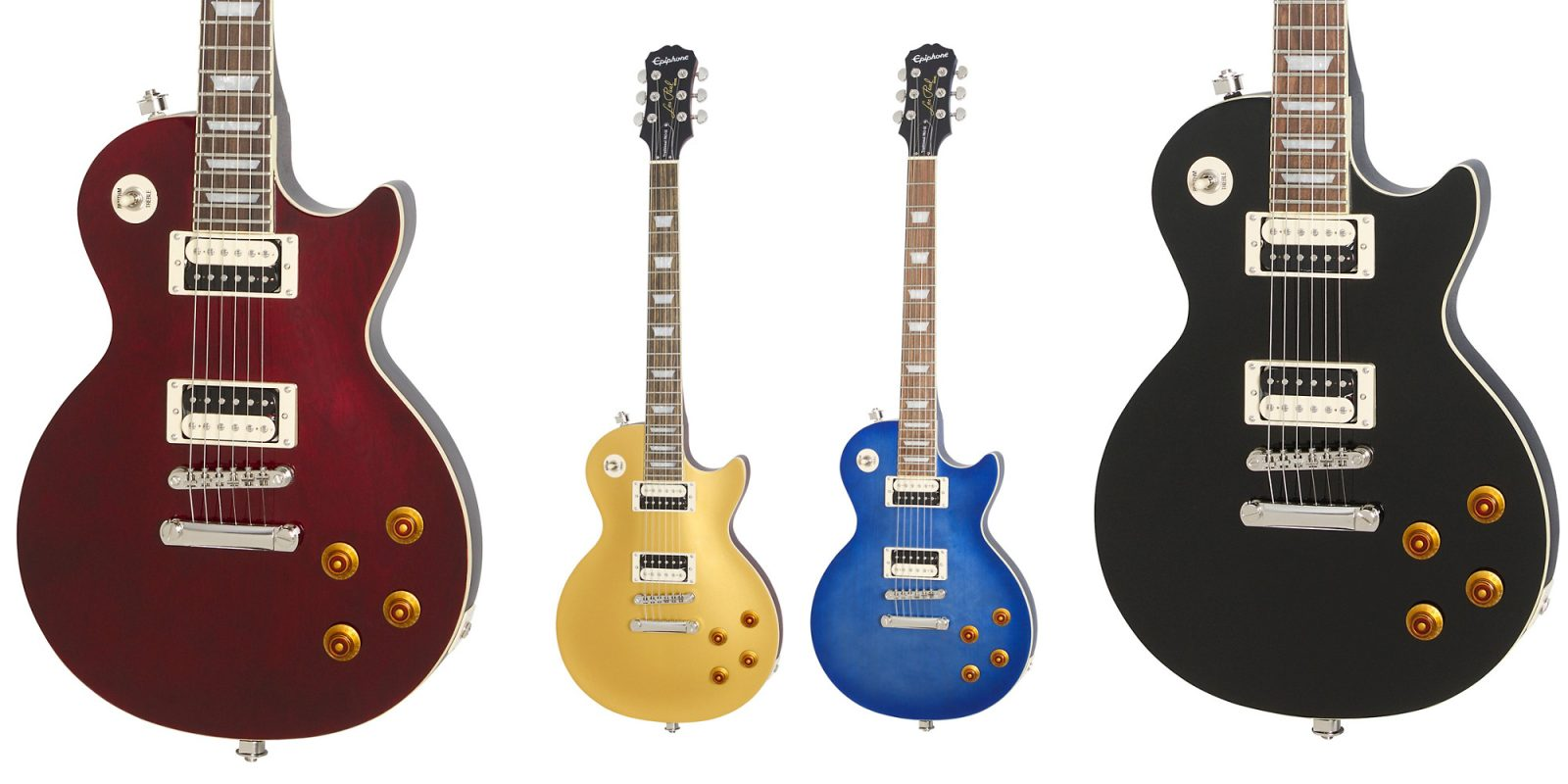 Epiphone's Les Paul PRO-III Electric Guitar is now $100 off with free shipping