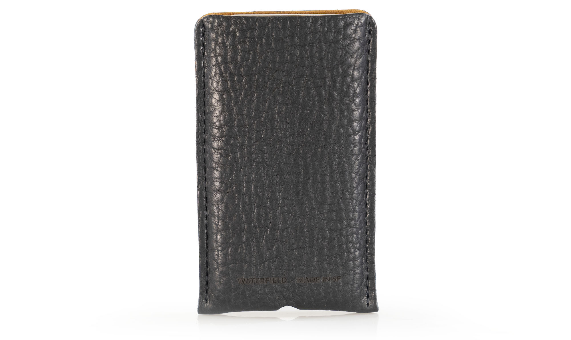 WaterField Executive Leather iPhone 11 Sleeve