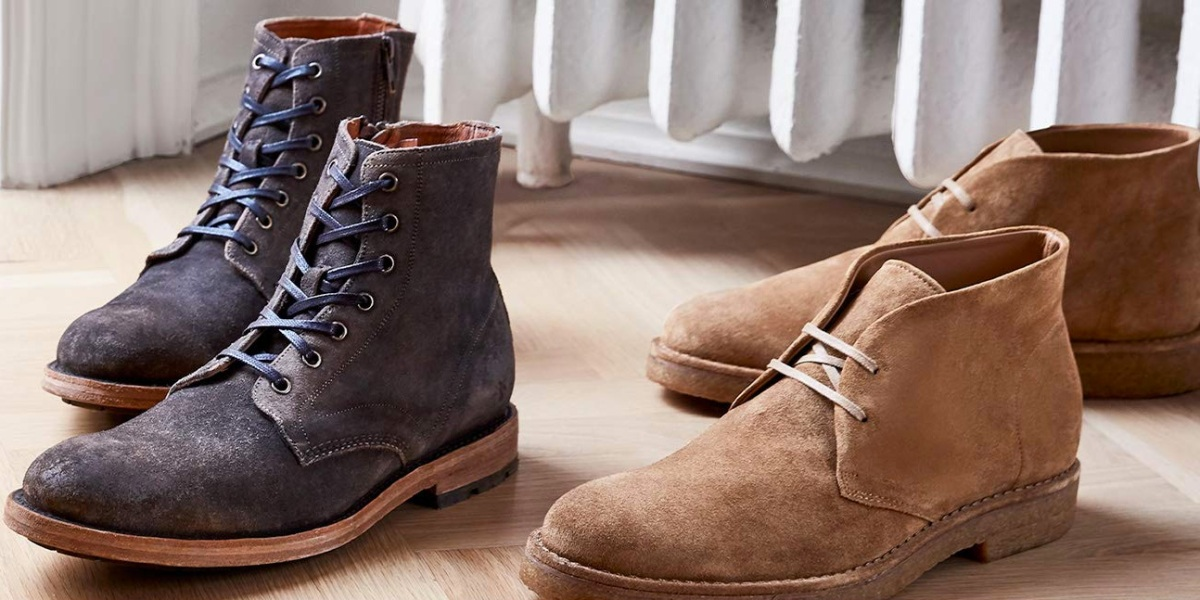 fall boots for men