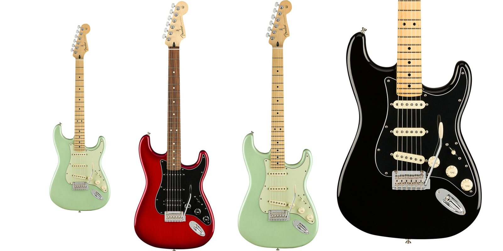 Score a Fender Strat at $125 off today, deals from $550 (multiple colorways)
