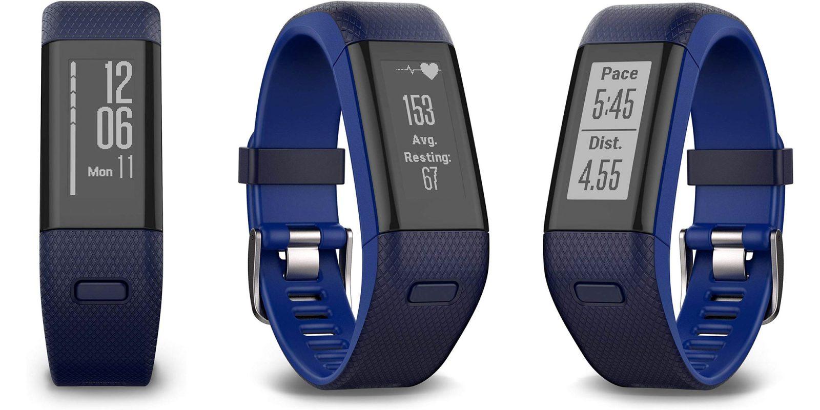 The Garmin vívosmart HR+ tracks steps, heart rate, more for $80 (Reg. $115)