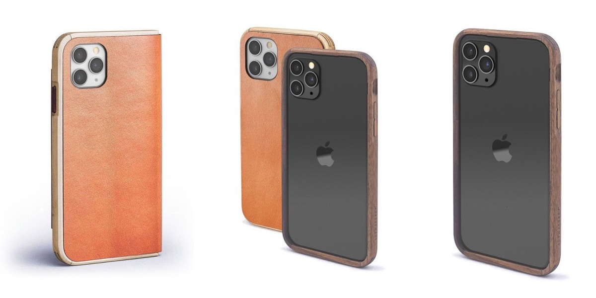 Grovemade's wooden iPhone 11 cases