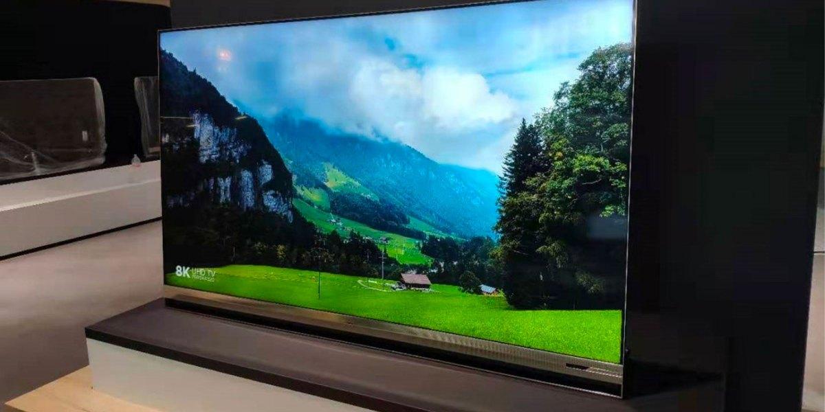 Hisense 8K TV IFA 2019