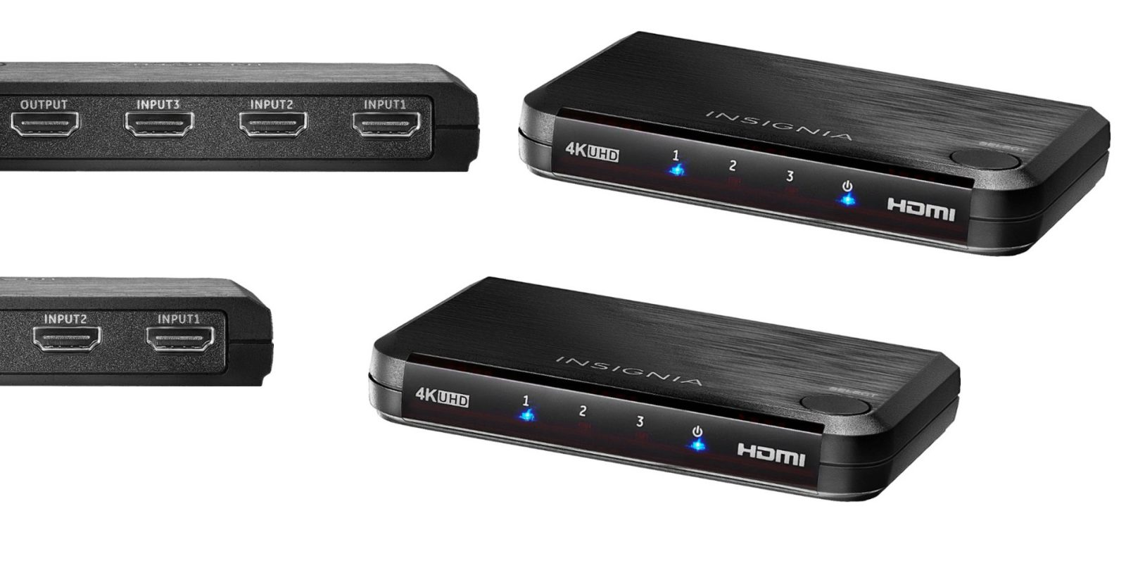 Connect all your home theater gear, this HDMI Switch is now $20 (Reg. $40+)