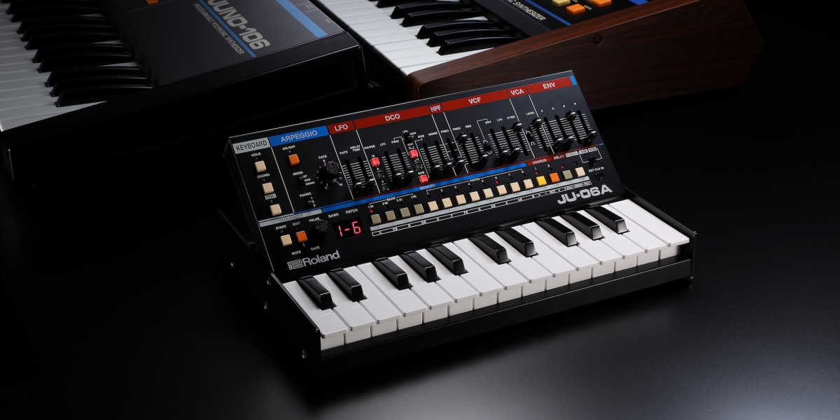 JU06A Synth