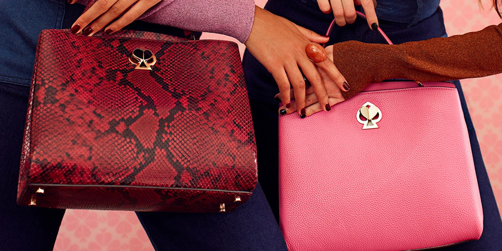 Kate Spade refreshes your handbags with 30% off sitewide + free shipping