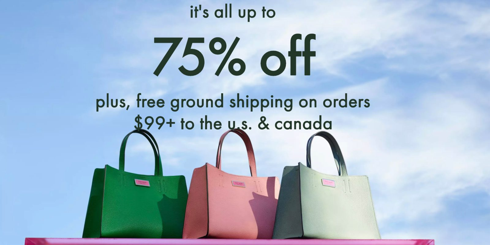 Kate Spade's Suprise Sale offers up to 75% off handbags, MacBook cases, more