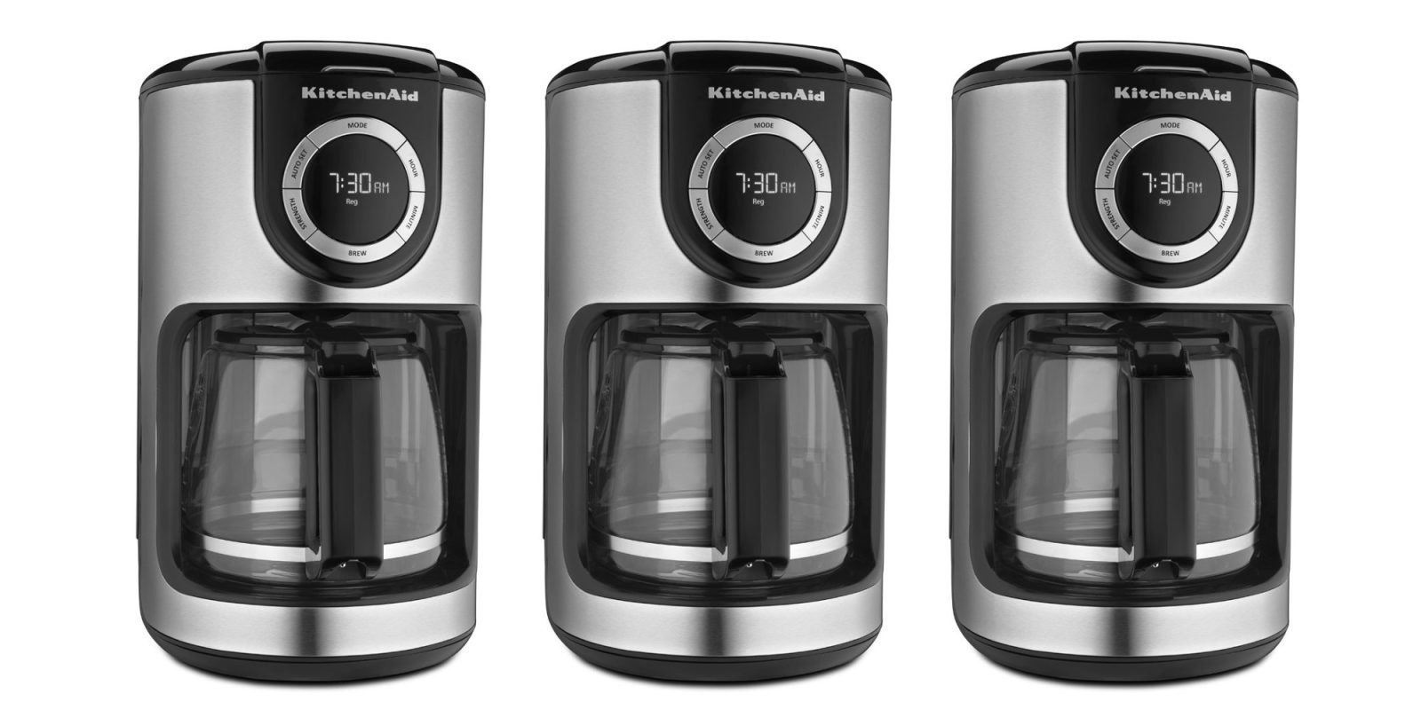 KitchenAid's 12-Cup Coffee Maker now under $40 at Amazon (Reg. up to $90)