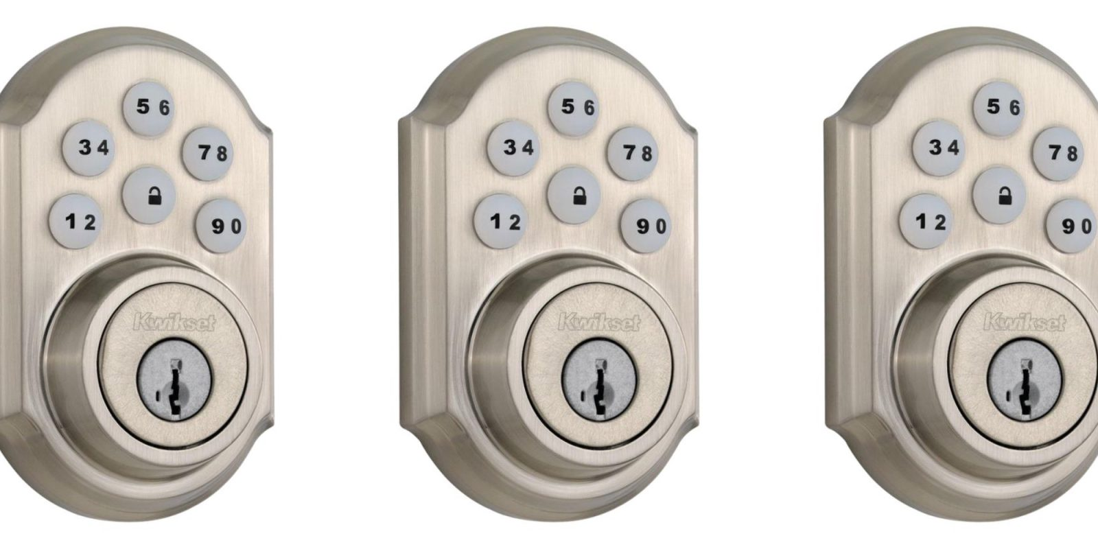 Kwikset's 910 Deadbolt arms your front door with Z-Wave for $149 (20% off)
