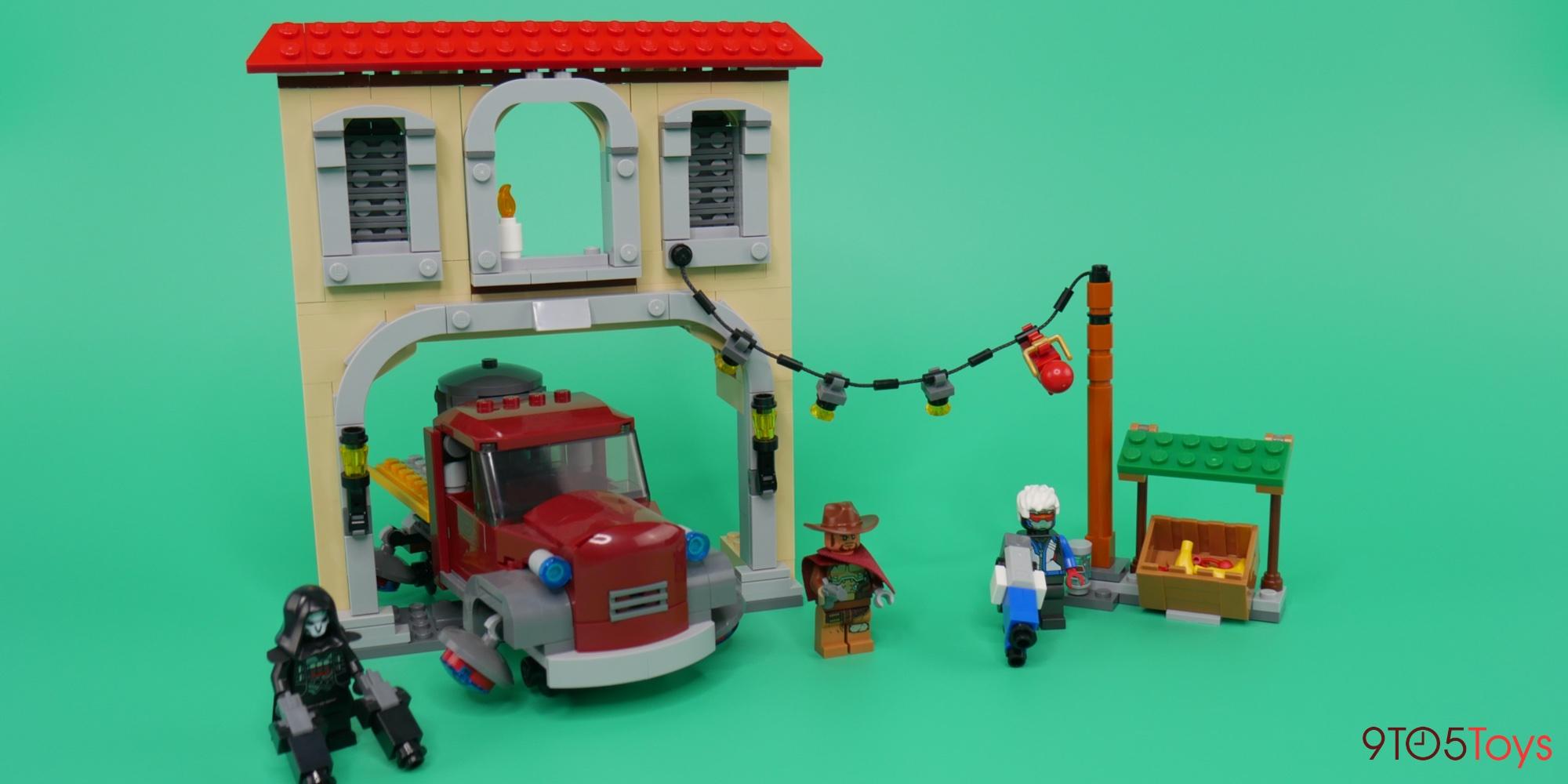 LEGO Overwatch sets