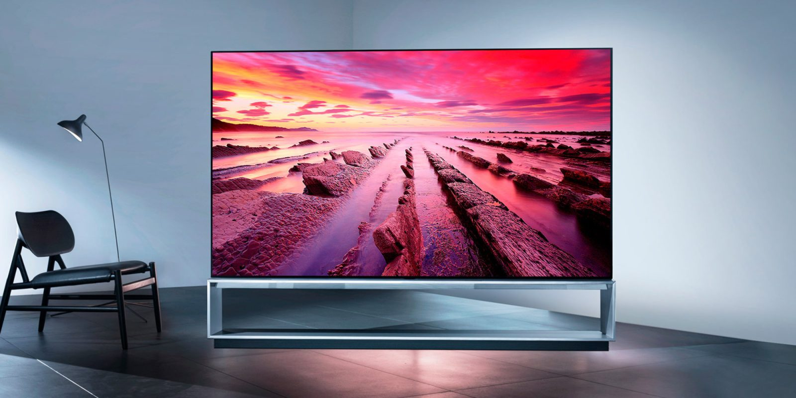 LG's 8K 88-inch OLED TV is its largest yet, available soon