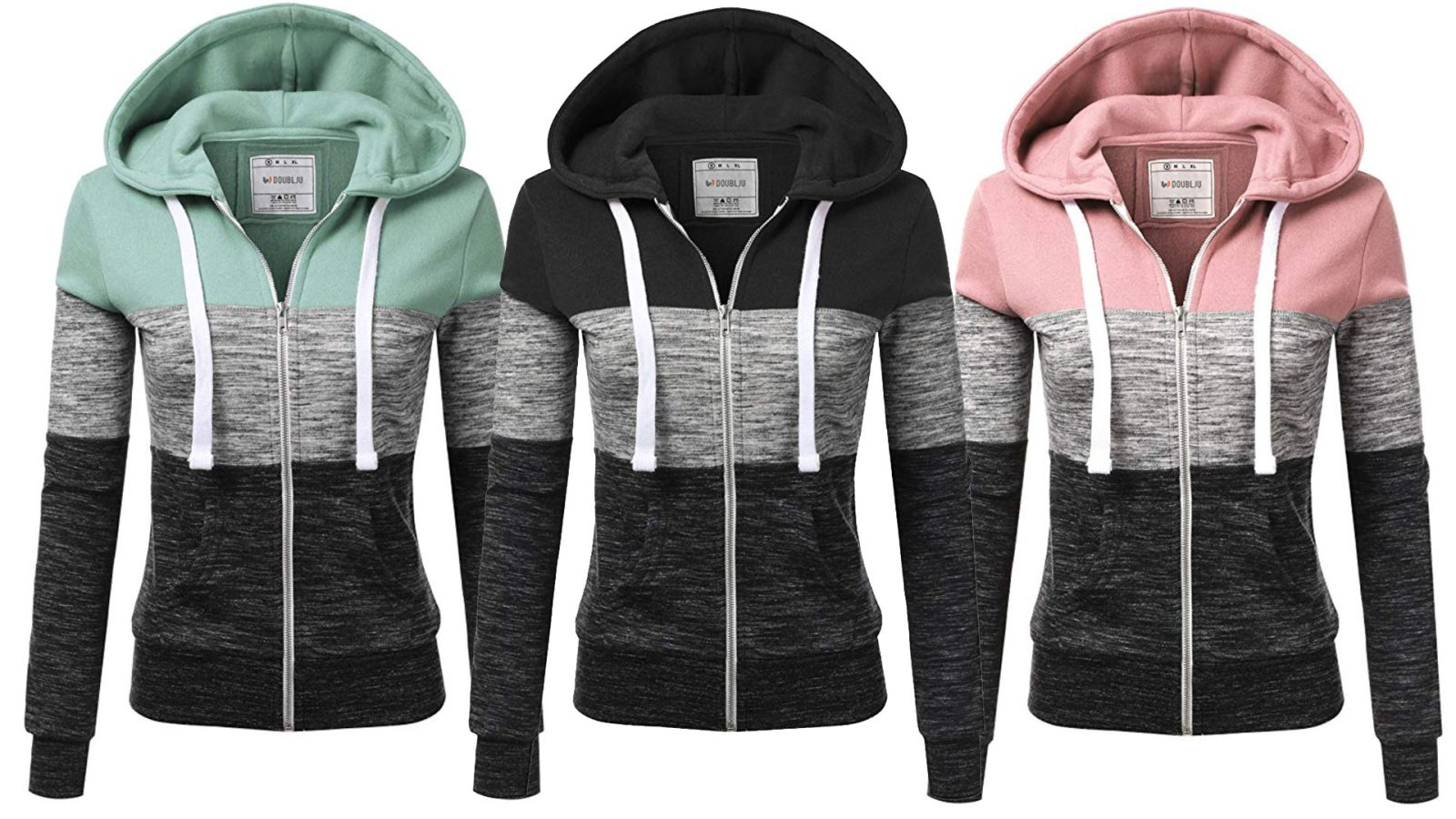 Fall is a week away, this lightweight zip-up hoodie keeps you warm for $21.50