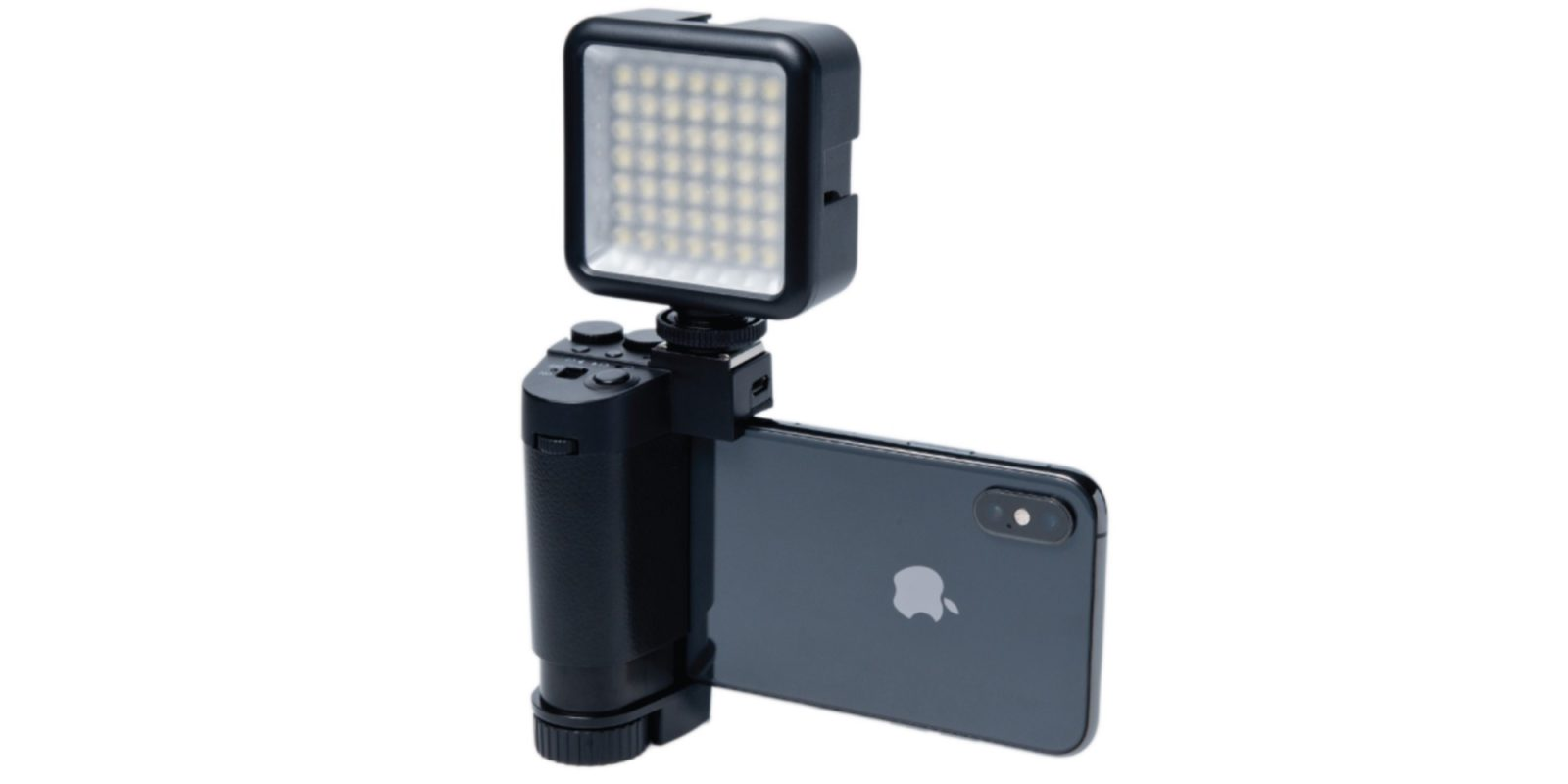 Upgrade your iPhone photography with the Ligtro Grip and Flash for $55 (Orig. $79)