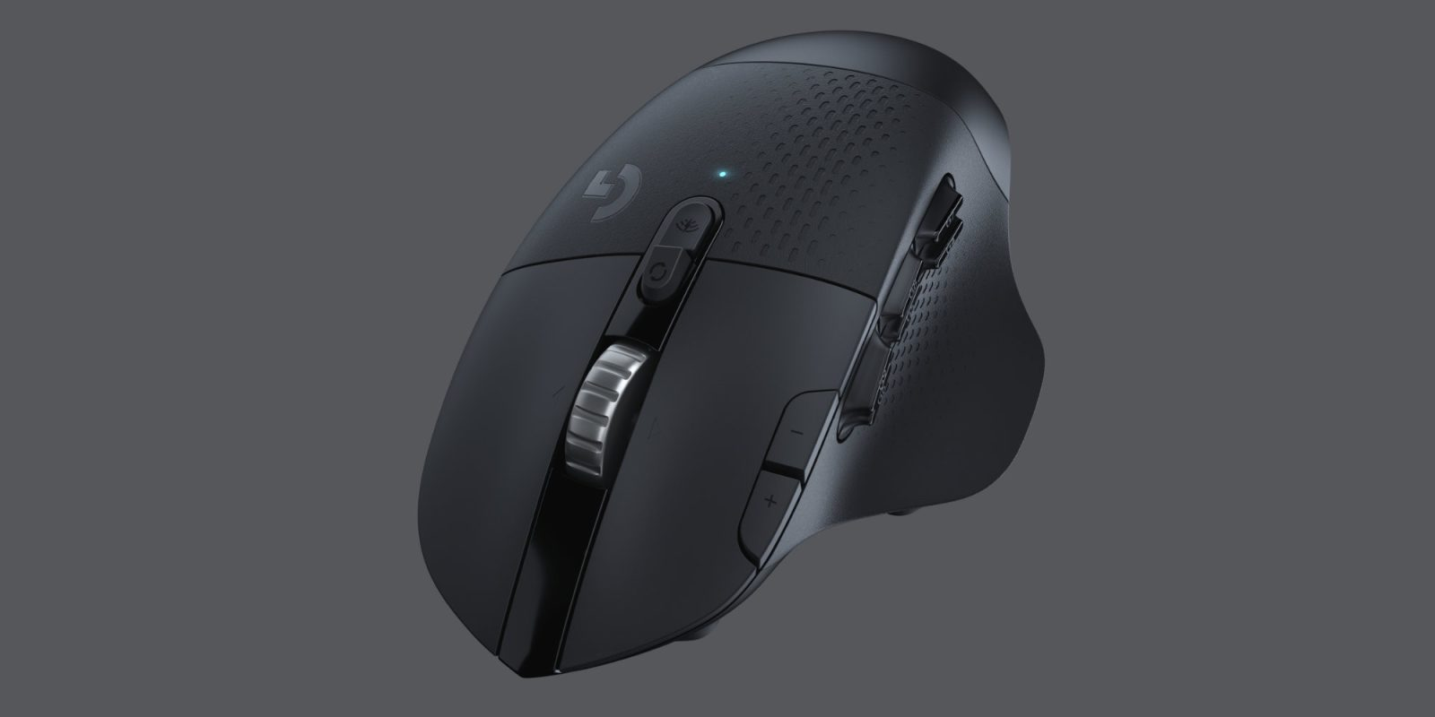 Logitech's new gaming mouse is lag-free, has 15 programmable controls, more