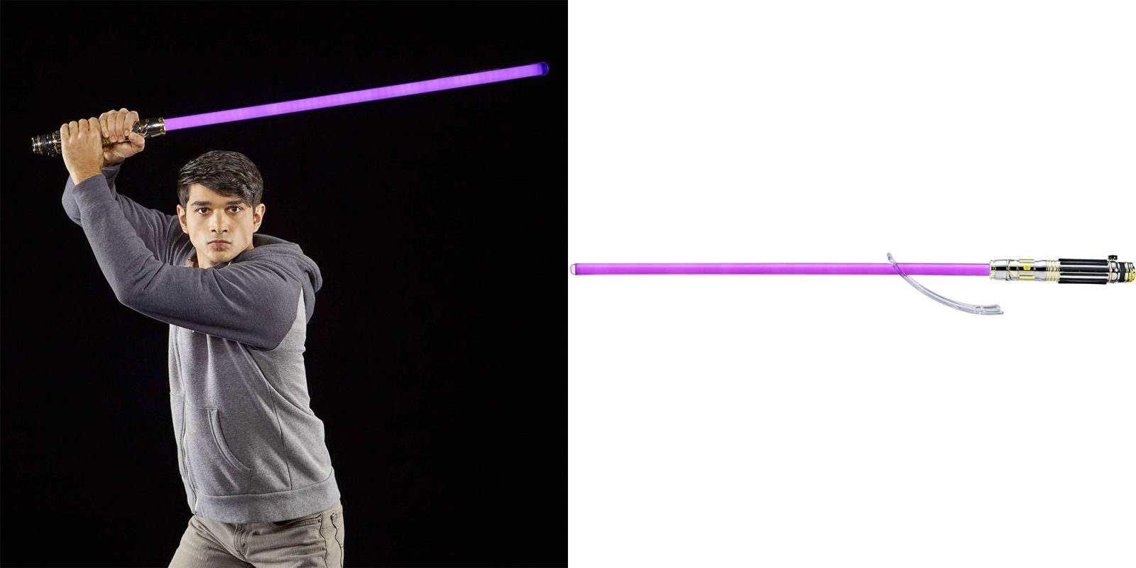 Join the Jedi with Mace Windu's Force FX Lightsaber for $100 (Reg. $130)