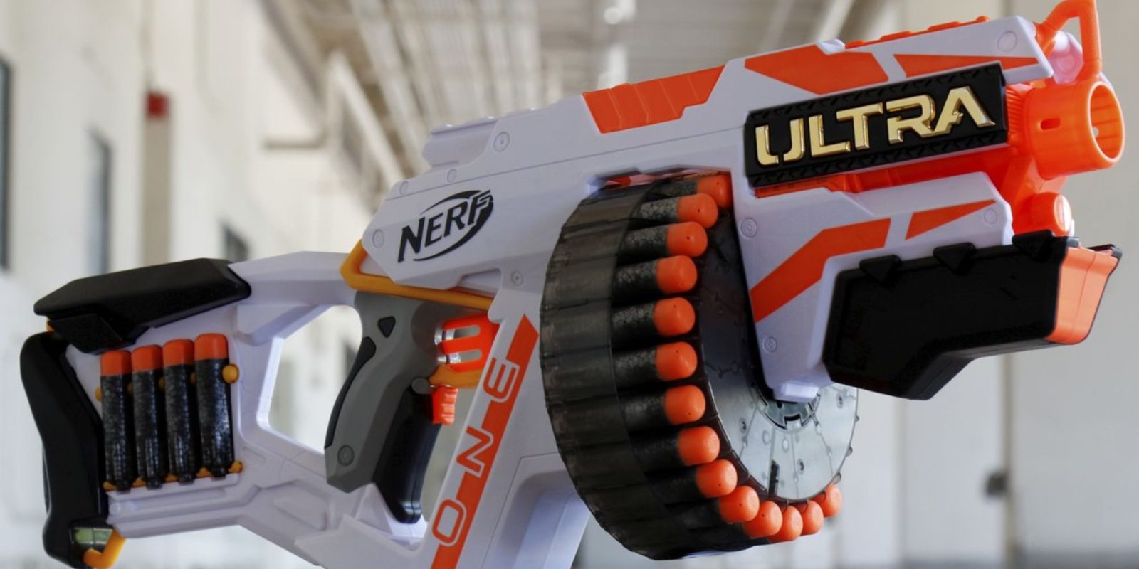 NERF's new Ultra One Blaster can shoot darts up to 120-feet, pre-order now