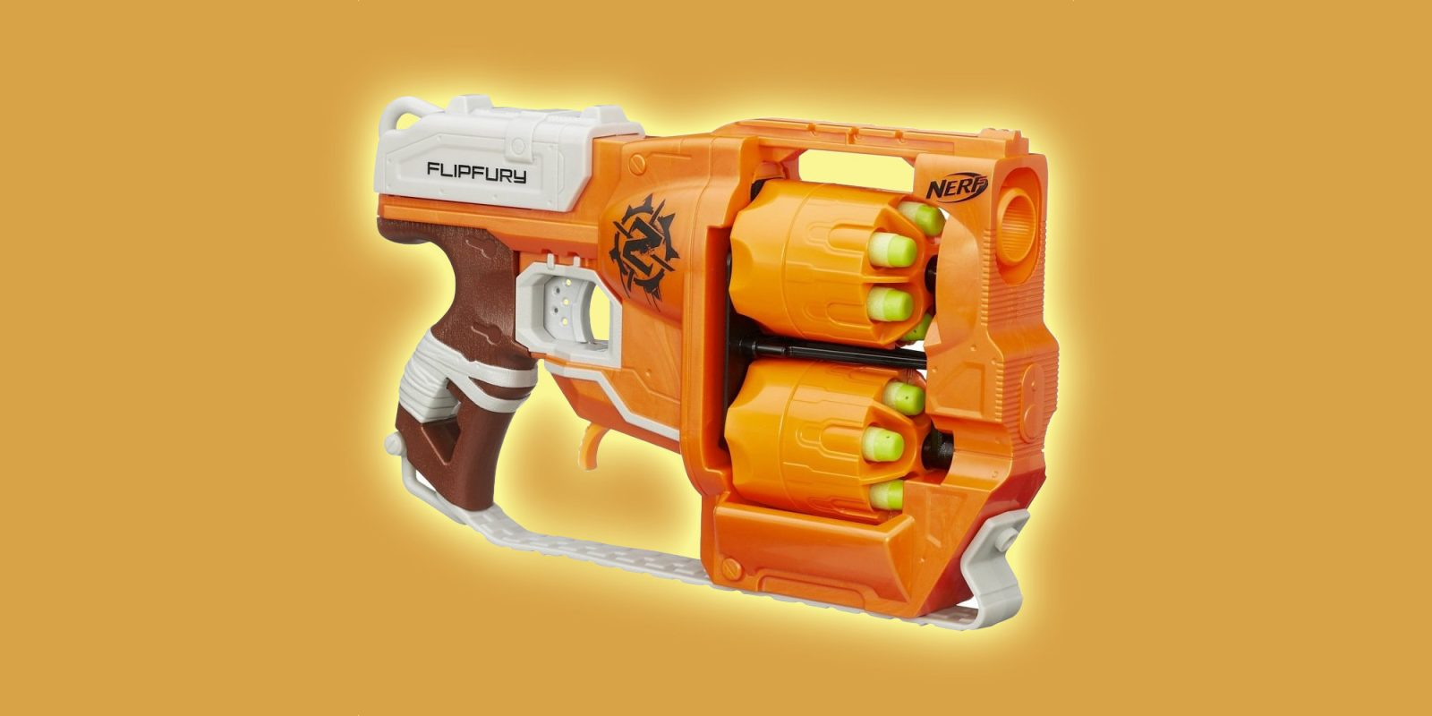 Nerf's $10 FlipFury Blaster is a chill way to blow off some steam (40% off)