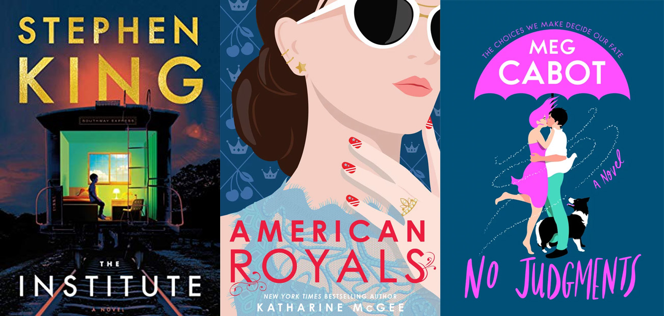 September Reading List: Cozy up with a new romance, thriller or history novel