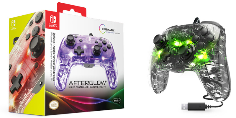 New Switch LED controller-AfterGlow