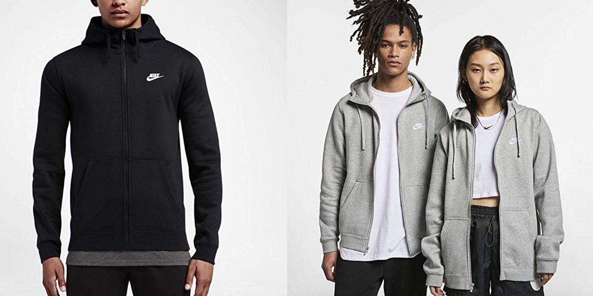 Check Out These Major Bargains: Nike Sportswear Club Fleece