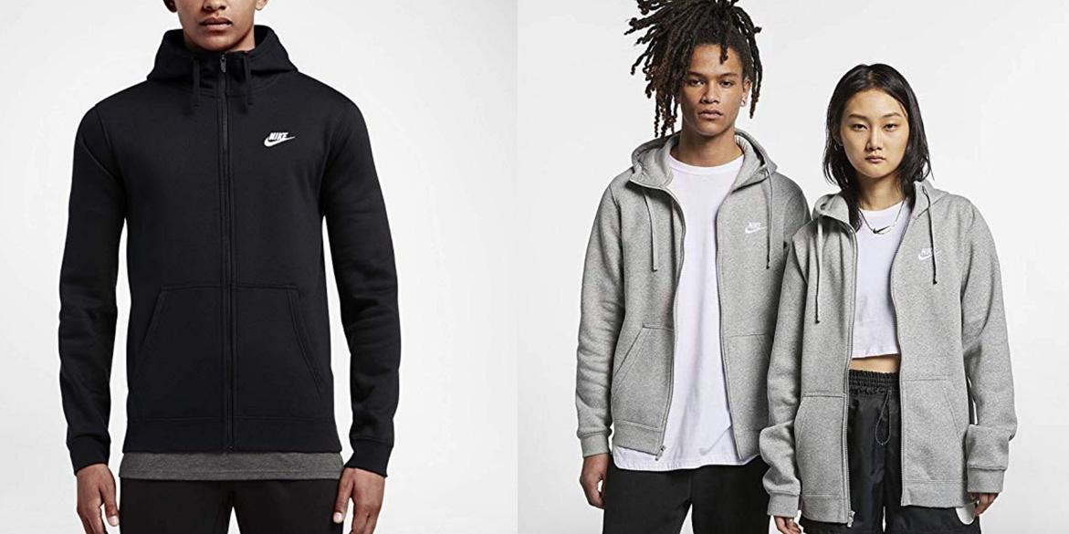 Nike's Sportswear Club Full Zip-Up Hoodie drops to $27.50 at Amazon (Reg. $55)