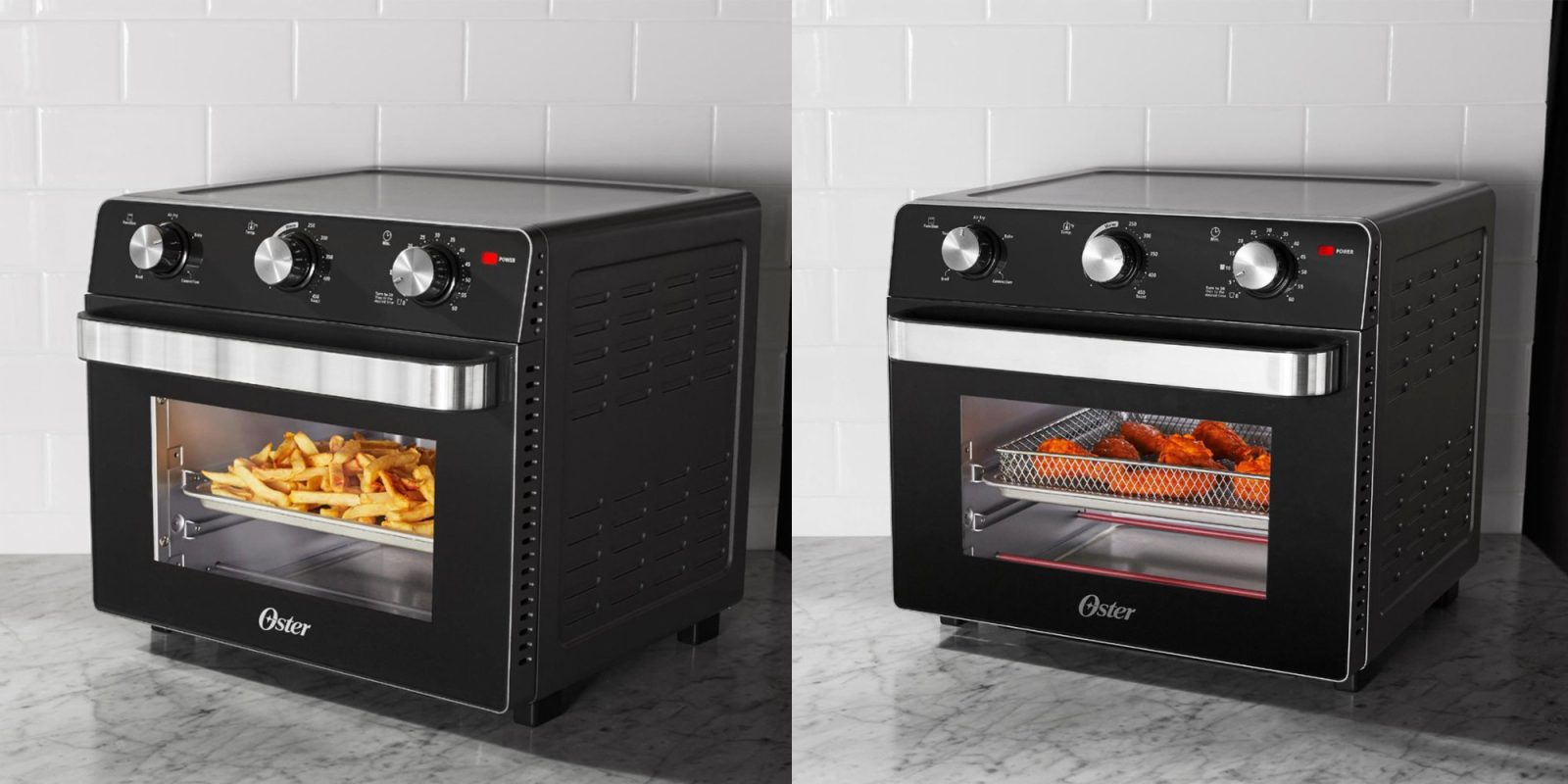 Oster's Toaster Oven is an air fryer too, now $70 (Reg. up to $170)