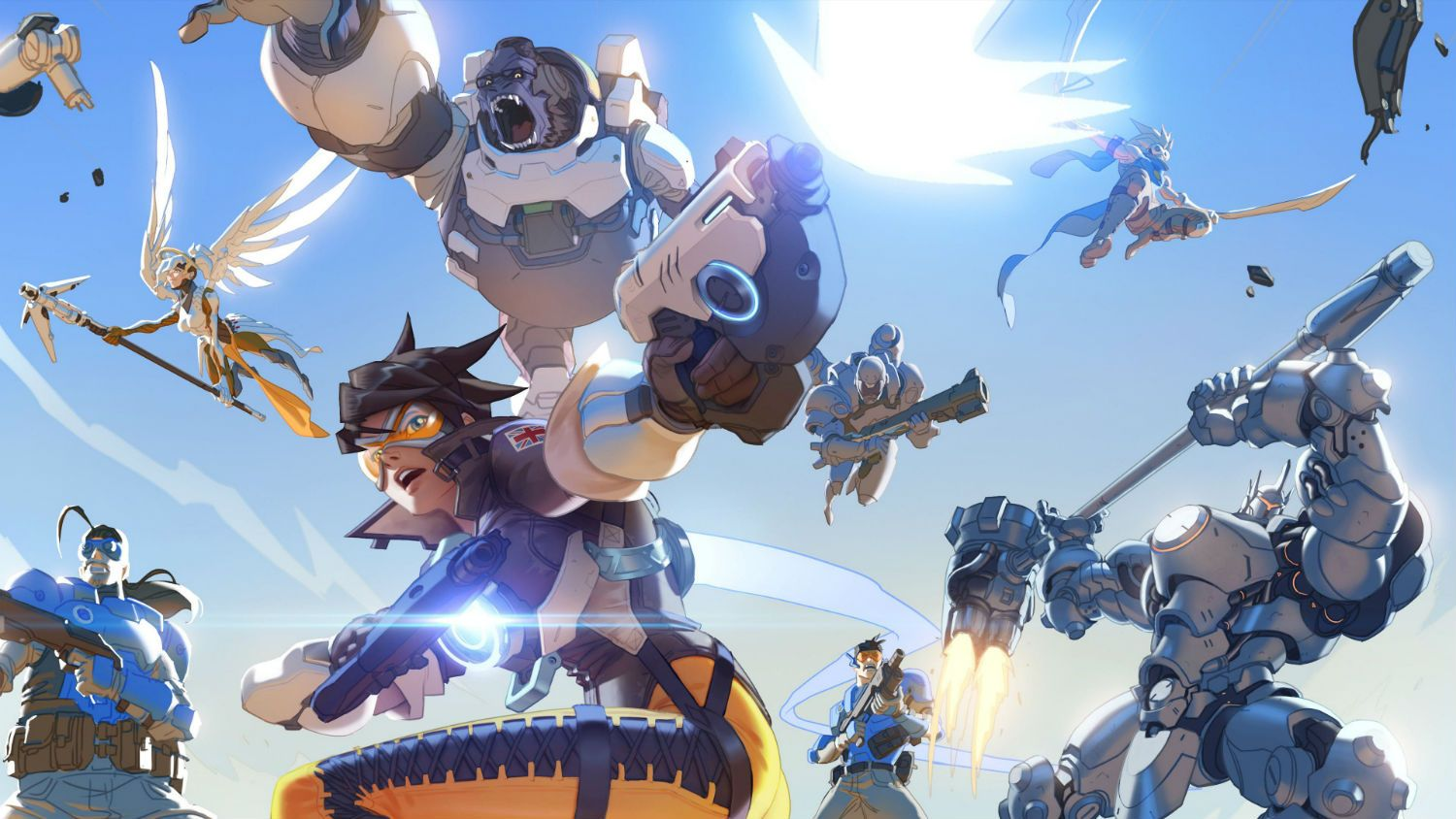 Overwatch for Switch