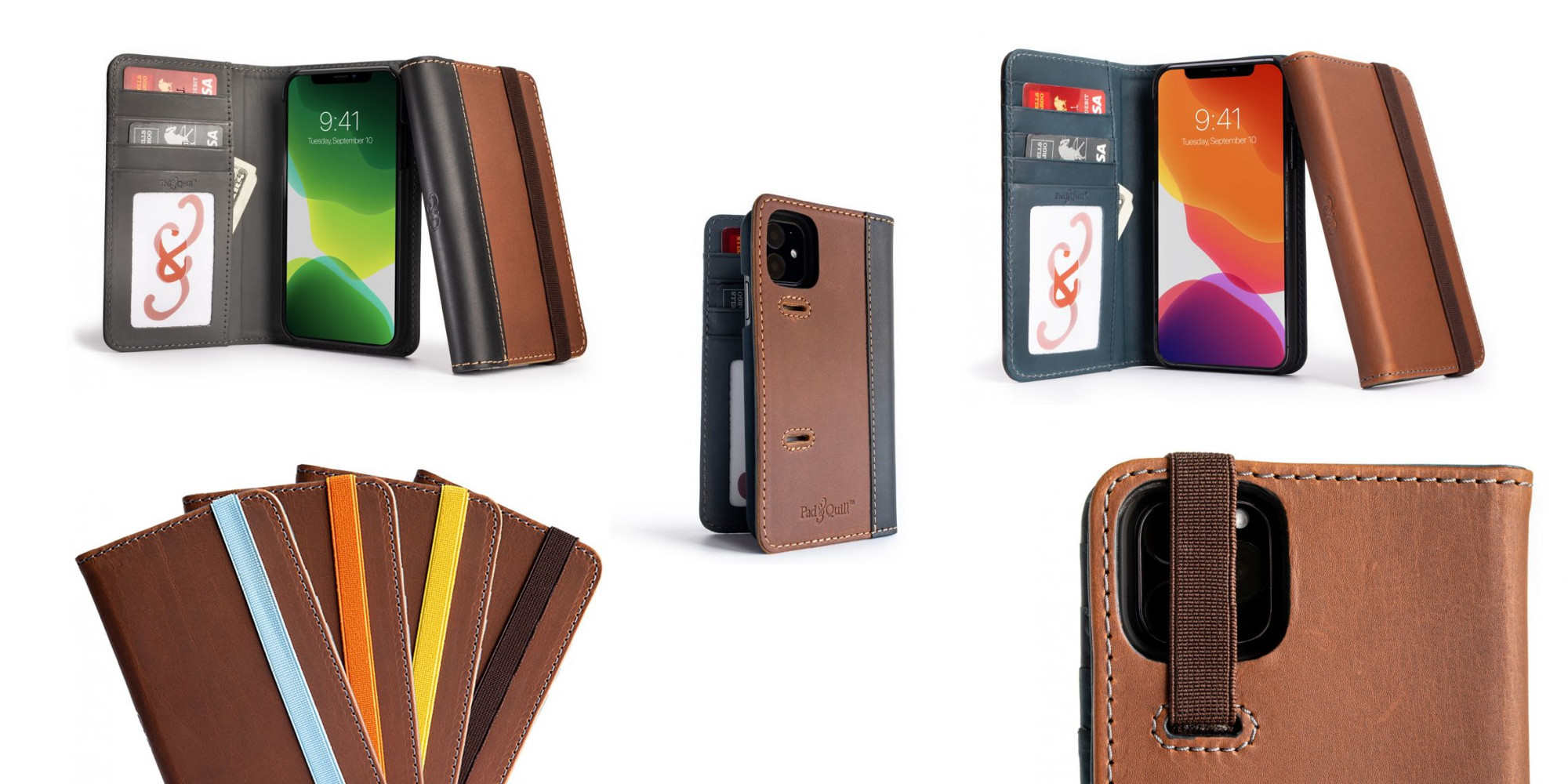 Pad & Quill iPhone 11 cases, bags, and accessories now up to 25% off