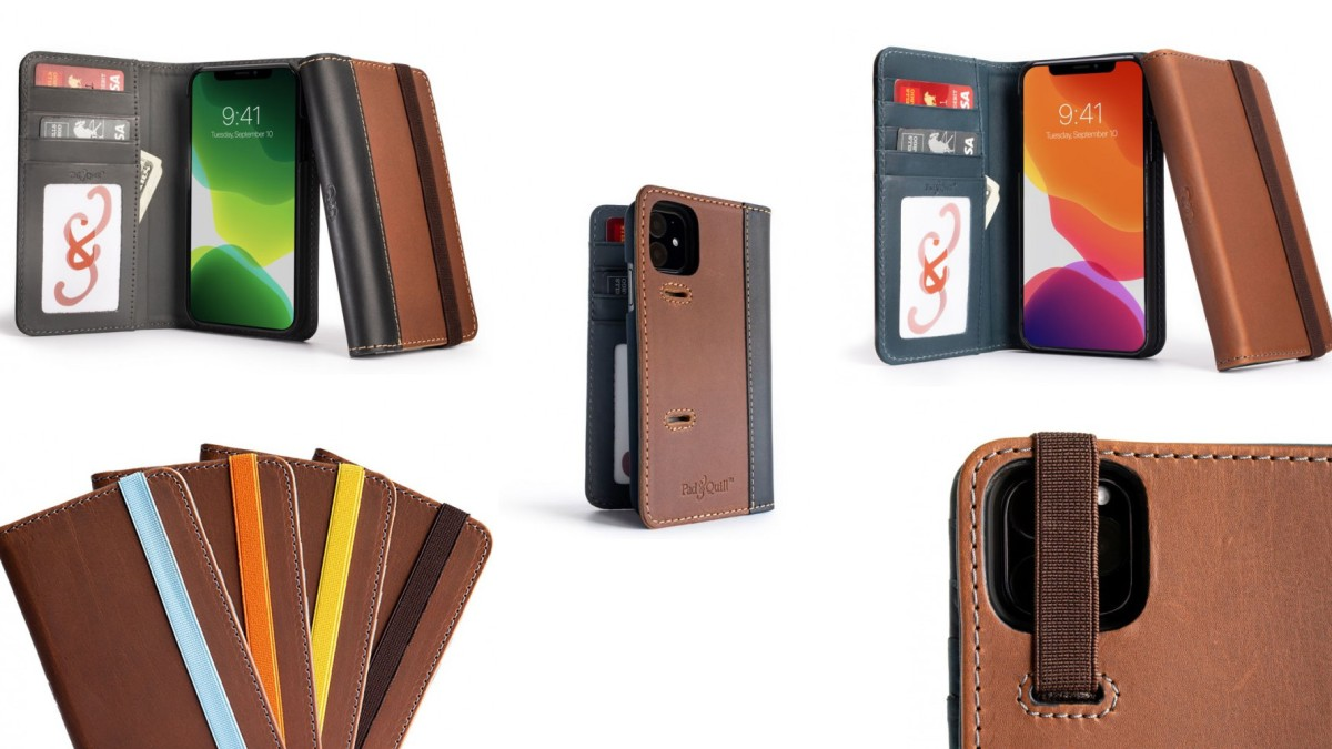 Pad & Quill iPhone 11 cases