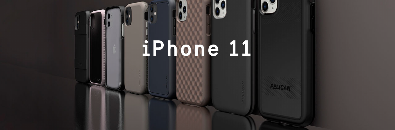 Pelican protective iPhone 11 cases now live