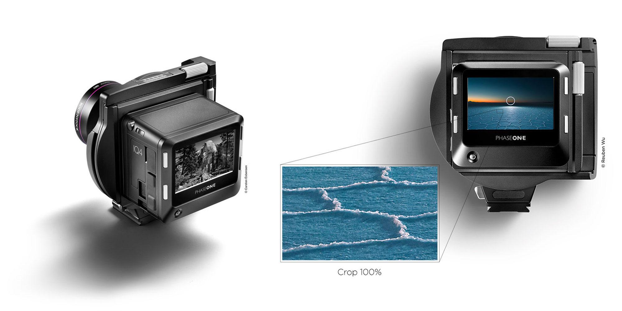 phase one 150 megapixel xt camera system
