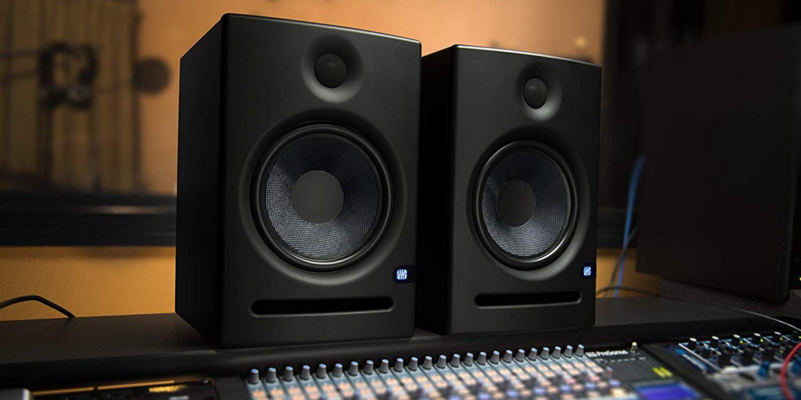 Save 33% on the PreSonus Eris E8 Active Studio Monitor at a new low of $130