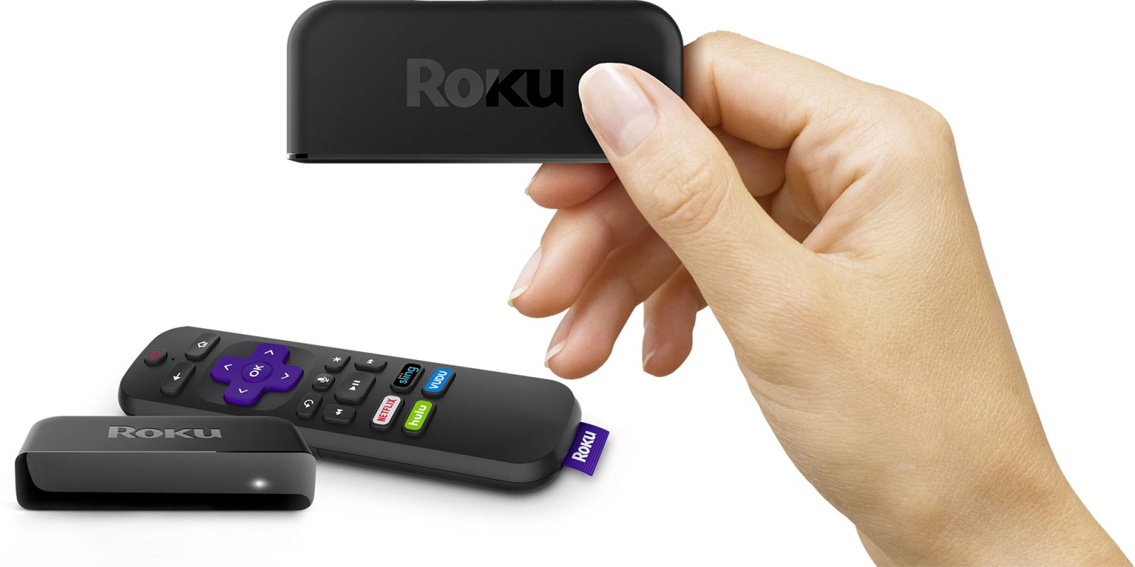 Roku Premiere+ supports 4K HDR10 streaming at $39 shipped (Reg. $50)